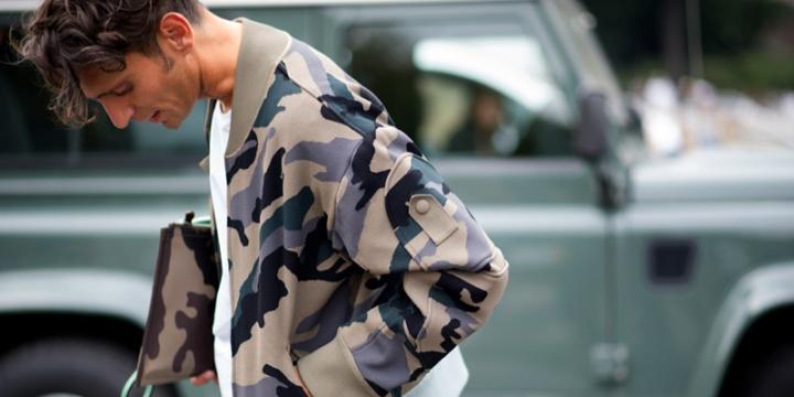 ألـ Camouflage من الحروب إليالموضة
