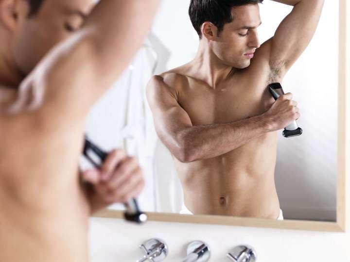 كيف تتعامل مع شعر الجسمالزائد
