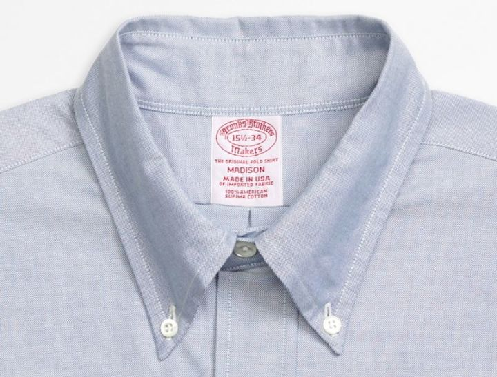 button down shirt brooks brothers