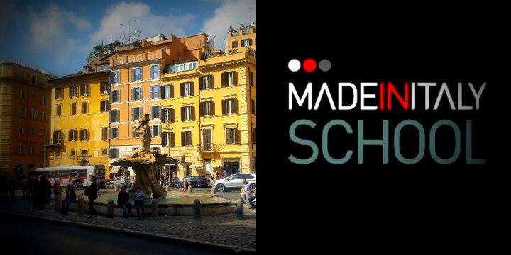 Made in Italy School  روح وتقاليد الحْرفالإيطالية