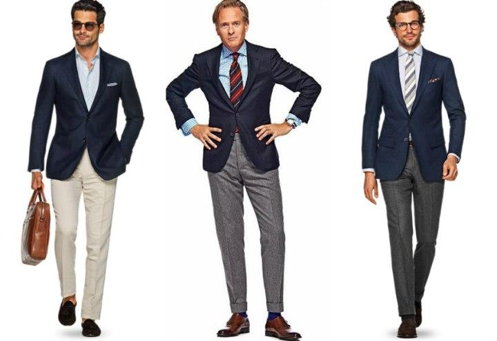 Dress Code غداء العمل رجال