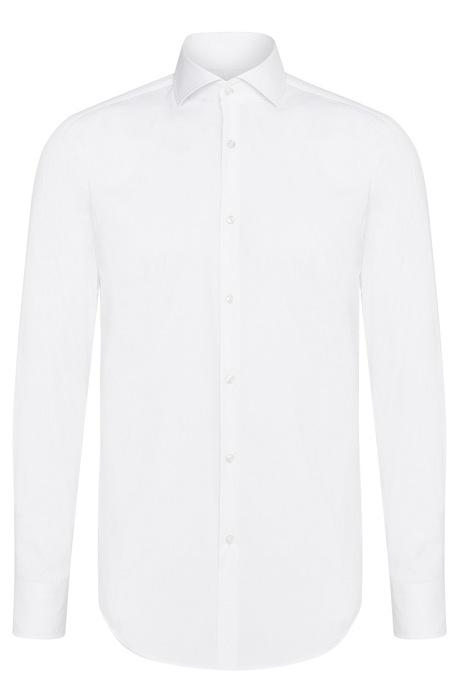 قميص أبيض من BOOS