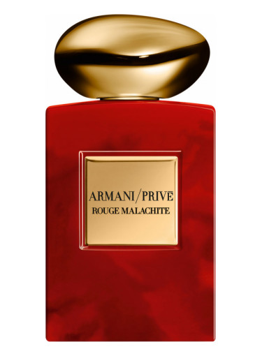 Rouge Malachite Limited Edition L`Or de Russie Giorgio Armani