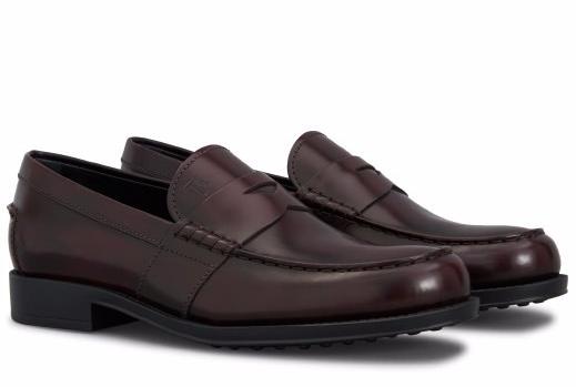 TODS حذاء موكاسيني