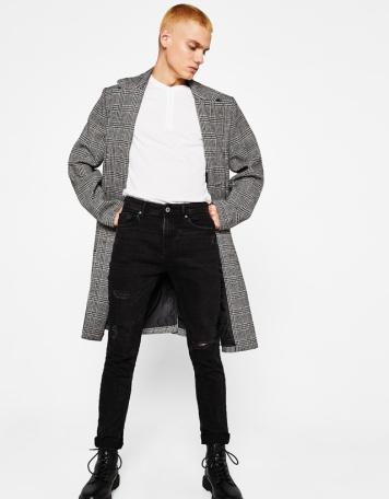 bershka coat 99,99£ 2