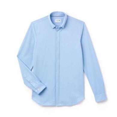 قميص كاجوال قطن-جيرسي من Lacoste