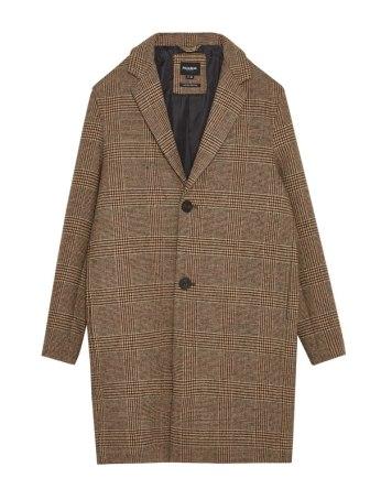 معطف واسع من PULL&BEAR