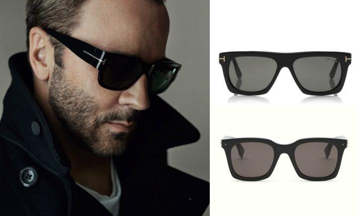 النظارات السوداء .jpg