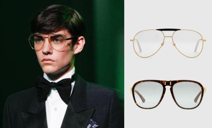 النظارات الشفافة .jpg
