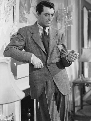 جنتلمان السينما الأمريكية Cary Grant