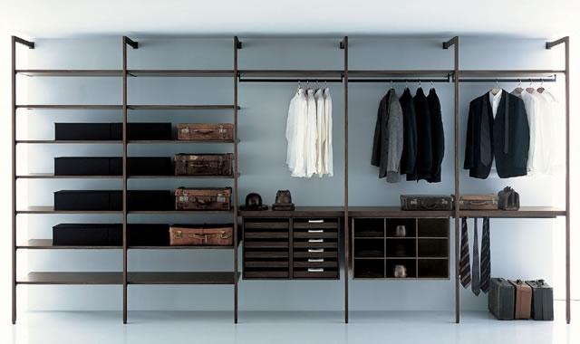 أناقتك تبدأ من الخزانة … كيف يجب أن تكون خزانةملابسك؟
