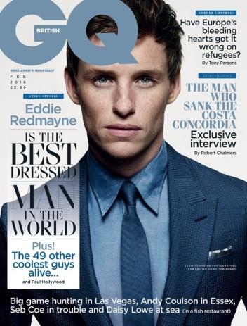 مجلة الرجل -British-GQ