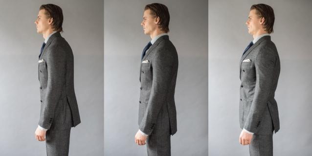 Posture الوقوف الصحيح -أناقة الرجل