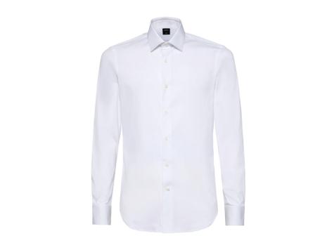 قميص أبيض خاص بالبدل الرسمية