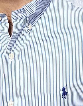 قميص كاجوال من بولو رالف لورن- nz my image
