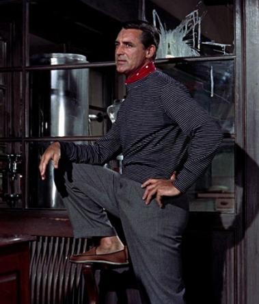 أيقونة السينما والأناقة الرجالية Cary Grant