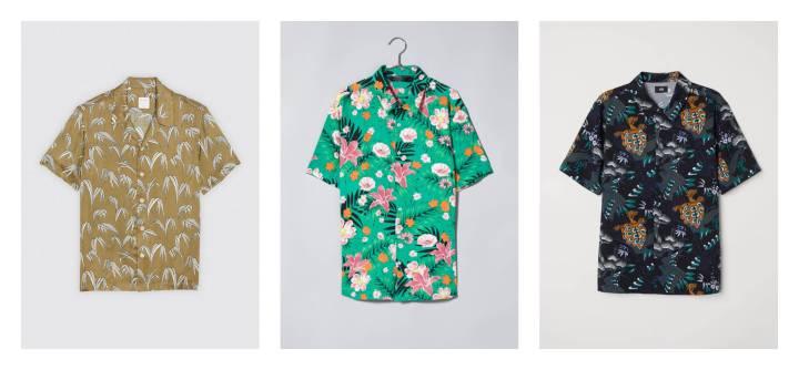 إطلالات متنوعة بالقميص الأيقوني TropicalShirt