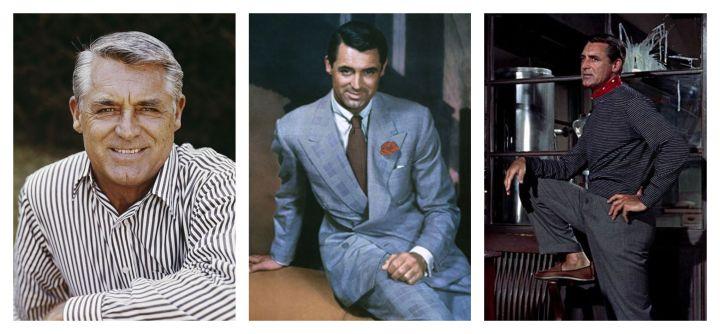 الجنتلمان Cary Grant … المُلهم الأول لأناقة الرجلالناضج!