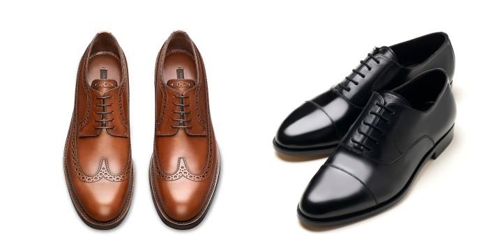 تعرف على حذاءك المفضل OXFORD أو DERBY؟