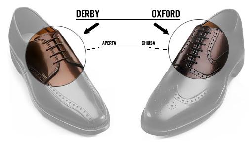 Oxford &Derby حذاء ديربي وأكسفورد