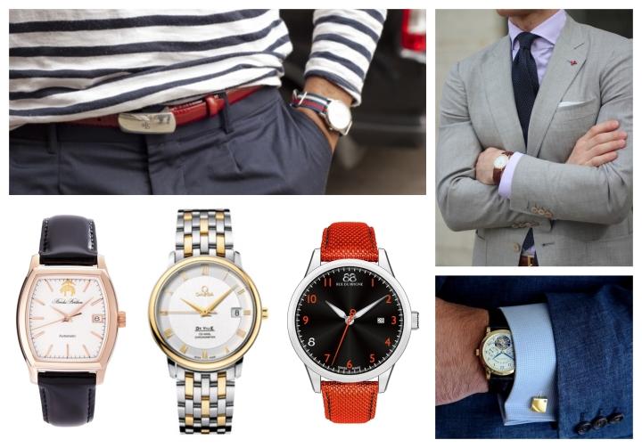 كيف تختار الساعة الملائمةلإطلالتك